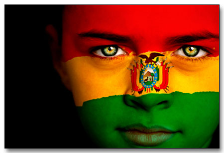 Bolivian boy