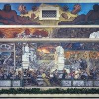 Diego Rivera - Detroit Mural