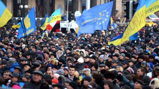 Ukraine-Protest